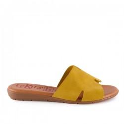 zapato nautico de piel color blanco para niño